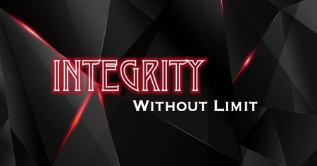 Sermon: Integrity Without Limit –
